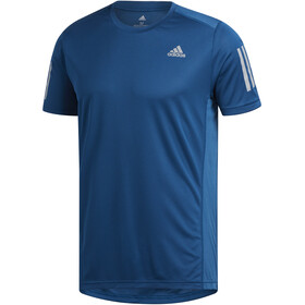 adidas Own The Run T-Shirt Men, legend marine/reflective silver